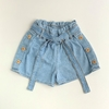 Short Jeans Clochard Momi