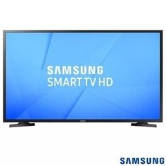 Smart Tv 32 Polegadas Samsung Led Hd Wi-fi Netflix Youtube - Perretti Multimarcas