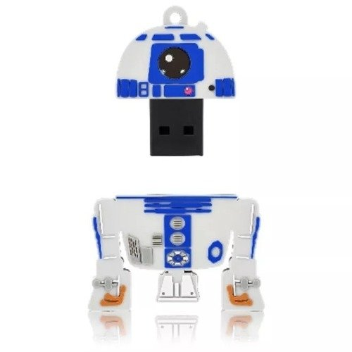 Pen Drive Star Wars 8gb Multilaser.