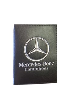 Carteira de documentos Mercedes Benz