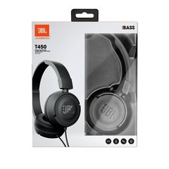 AURICULAR JBL PURE BASS T450 - Airport Technology
