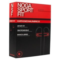 AURICULAR BLUETOOTH NOGA SPORT FIT en internet