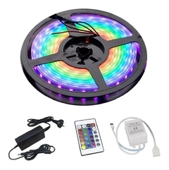 KIT TIRA LED RGB