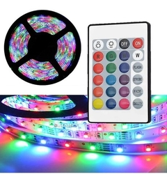 KIT TIRA LED RGB en internet