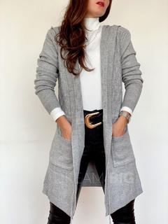 Cardigan Cattaneo (gris)