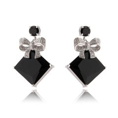 Sweet bow earrings