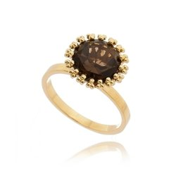 Multi-prong gemstone ring - Lily Silvestre