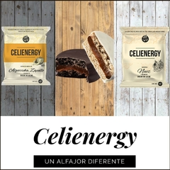 Alfajor Celienergy - SIN TACC