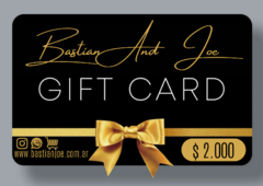 GIFT CARD 2000  (GIFT2000)