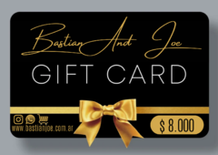 GIFT CARD 8000  (GIFT8000)