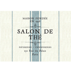 INDIVIDUAL SALON DE THE 30 x 45 x 0.22 cm