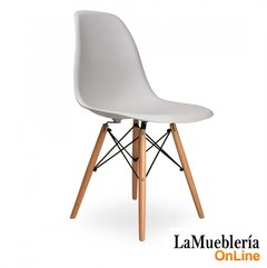 Silla Eames Base Eiffel - PP-50481 LIGHT GREY