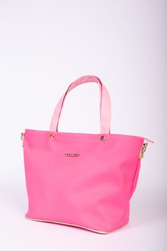 Shopping bag Pinky Pink - comprar online