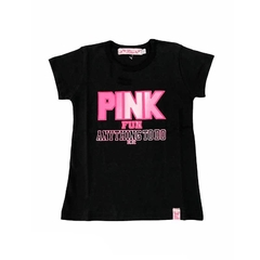 Art. 7644 – Remera niña Pink Fun