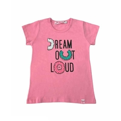 Art. 7648 – Remera niña m/corta Dream