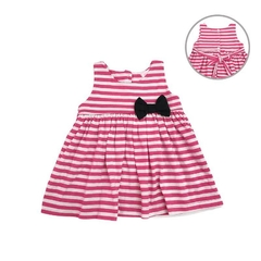 Art. 7688 – Vestido beba estampado - Blue Baby & Kids