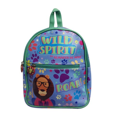 Art. 51011- Mini mochila - Blue Baby & Kids