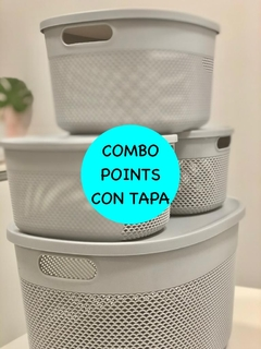 COMBO POINTS CON TAPA