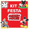Kit festa - MICKEY MOUSE - COMPLETO