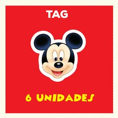 MINI Kit festa - MICKEY MOUSE - COMPLETO na internet