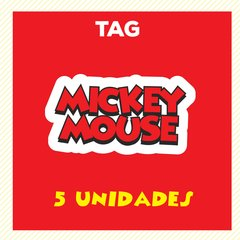 MINI Kit festa - MICKEY MOUSE - COMPLETO