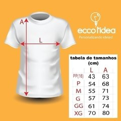 Camiseta BSB - DNA TOUR - BRASIL - SHAPE OF MY HEART - comprar online