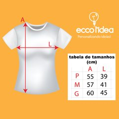Camiseta branca -HARRY POTTER - EDWIRGES na internet