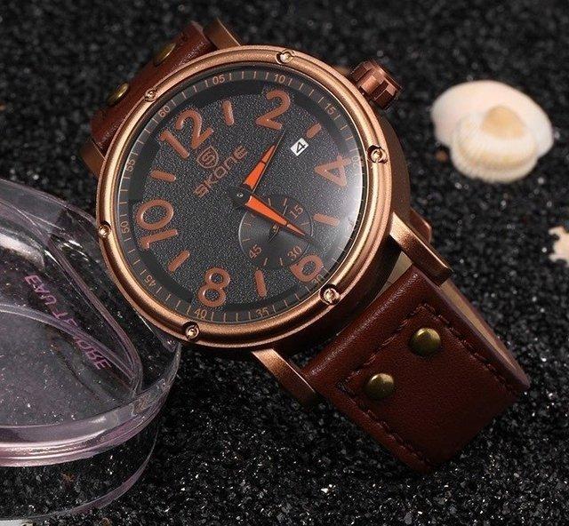 56e26a59df3 Relógio Skone Quartz ZTW