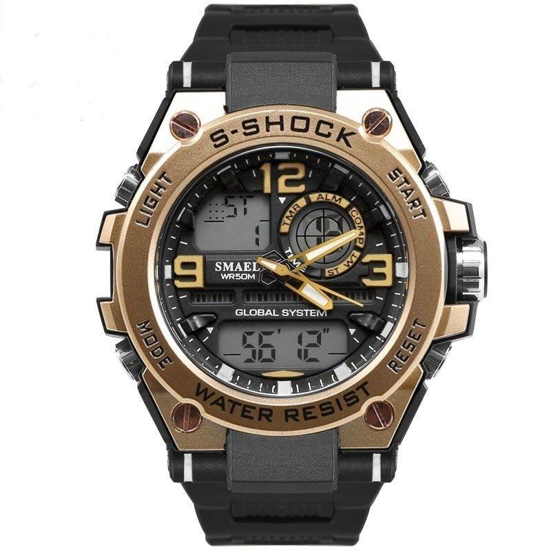 59c0444815b Relógio Smael Super Shock