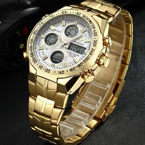 a5754690e3c Comprar Dourados em AlfaTime  Branco