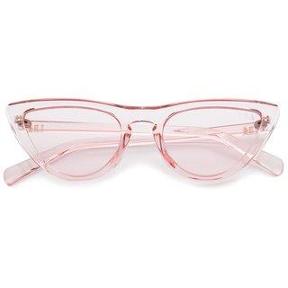 2beff7c0c084c Óculos de Sol Retrô - LBA Sunglasses Boutique  Rosa   Filtrado por ...