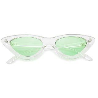 7b2a742557212 Óculos de Sol Retrô - LBA Sunglasses Boutique  Verde