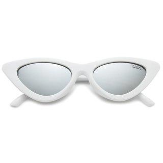88d9410565d04 Óculos retro gatinho branco - LBA Sunglasses Boutique - Os óculos de ...