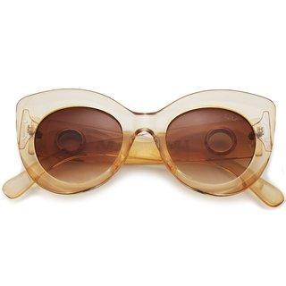 Óculos de Sol Feminino - LBA Sunglasses Boutique  Marrom   Filtrado ... 9a1342150d