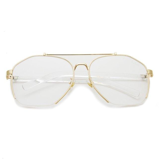 5a8af9db9f78a Armação de Óculos de Grau - LBA Sunglasses Boutique  P   Filtrado por Mais  Novo ao mais Antigo