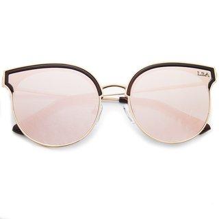 bdcbfa97c2c13 Óculos de Sol Gatinho - LBA Sunglasses Boutique  Rosa   Filtrado por ...