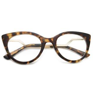 87f758f7e5907 Armação de Óculos de Grau - LBA Sunglasses Boutique  Branco ...