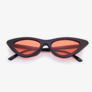 Óculos de Sol Retrô - LBA Sunglasses Boutique  Vermelho   Filtrado ... db97fbfc98