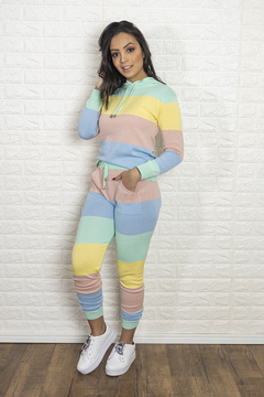 CONJUNTO CANDY COLOR LOVELY - Xique Xique Store
