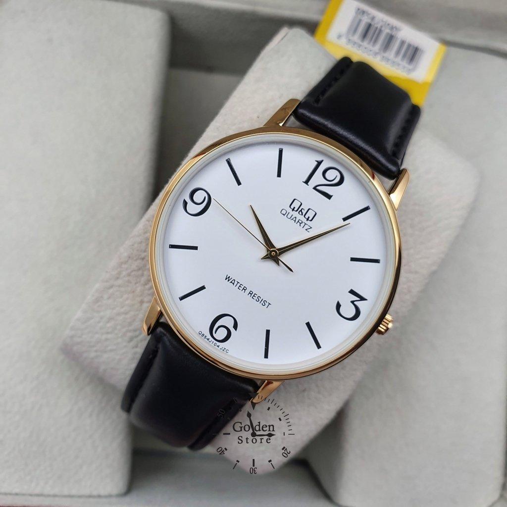 6eab4f628c6c Reloj Q Q Original Cuero - Comprar en GOLDEN STORE