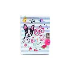Coloring Secret Journal - Witty Girls