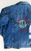Jaqueta  Jeans Hard Rock Cancun