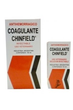 COAGULANTE CHINFIELD