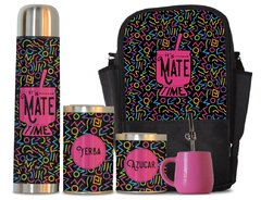 Set Matero Completo Mate Time