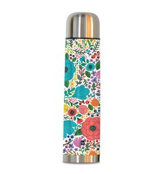 Termo 1L Colorful Flowers - comprar online