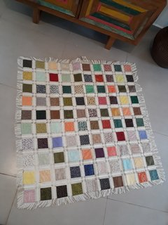 toalha patchwork manual