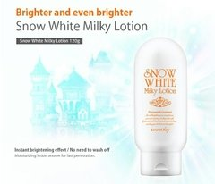 Secret Key - Snow White Milky Lotion 120g - comprar online