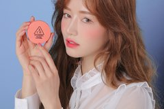 3CE BLUSH CUSHION #CORAL - JuliJuli Beauty K-shop