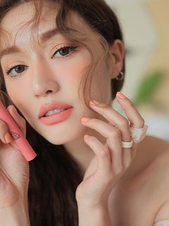 3CE - SLIM VELVET LIP COLOR #PEACH PLAY - comprar online