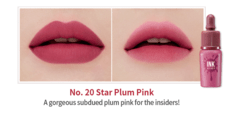 PERIPERA Ink Velvet (Pink Moment Collection) - 8g - JuliJuli Beauty K-shop